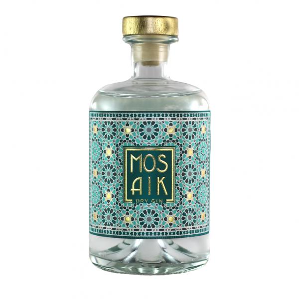 Mosaik Dry Gin 0,1l
