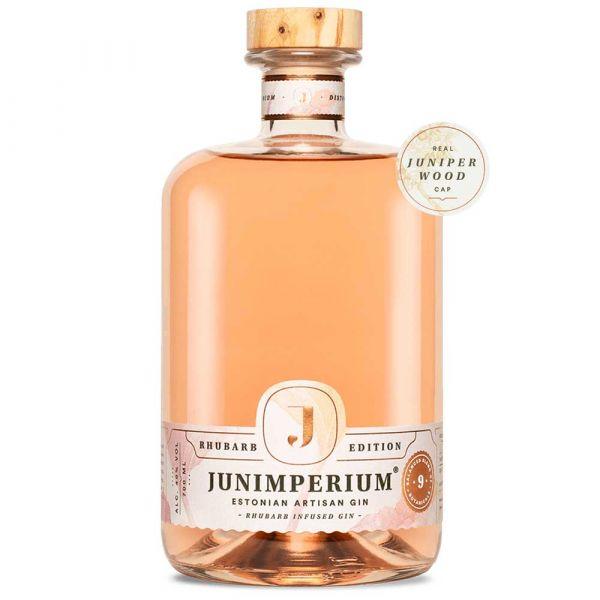 Junimperium Gin Rhubarb Edition