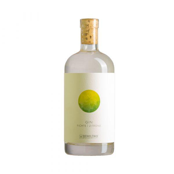 Buchholzenhof Gin Fichte/Zitrone