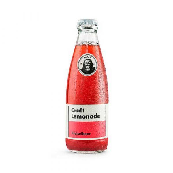 M.A.T. Craft Lemonade Preiselbeer