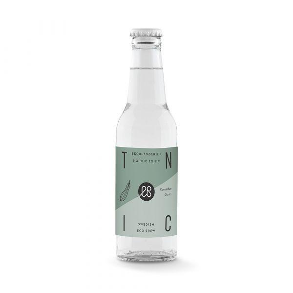 Ekobryggeriet EB Nordic Tonic Gurke