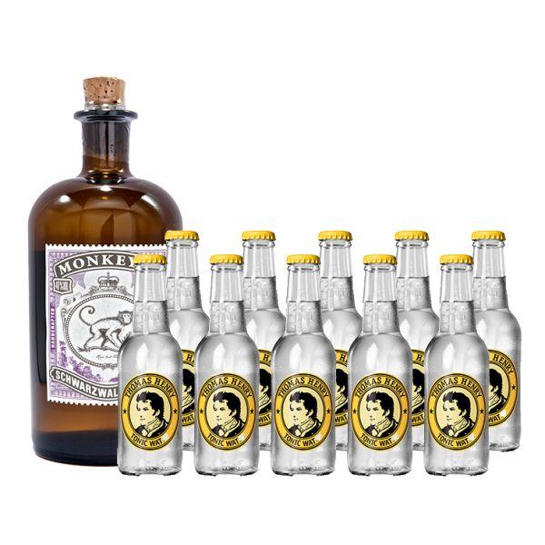 Monkey 47 Gin & Tonic Set