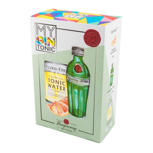 MGT Tanqueray Ten Gin & Tonic Set