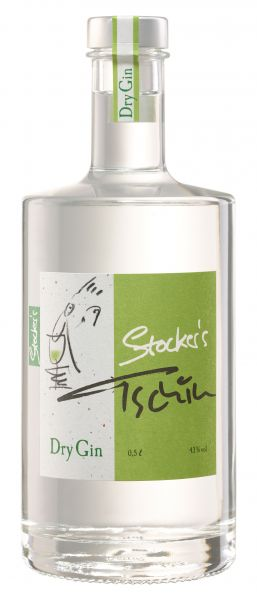 Stocker`s Tschin Gin
