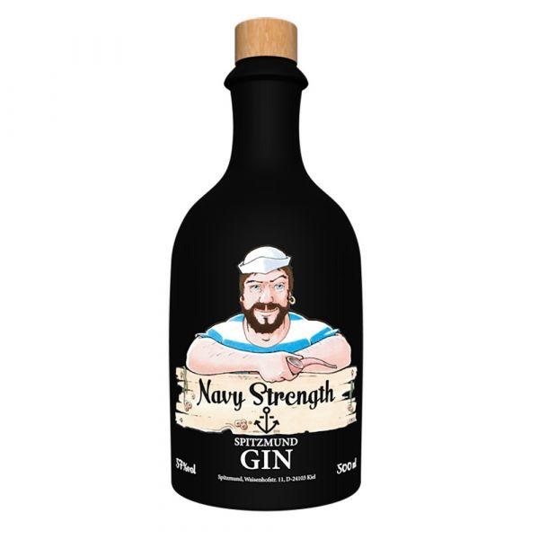 Spitzmund Navy Strength Gin