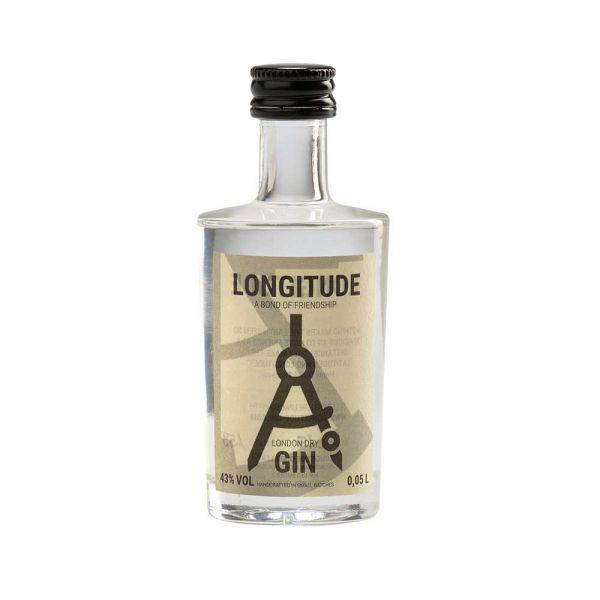 Longitude Dry Gin 0,05l
