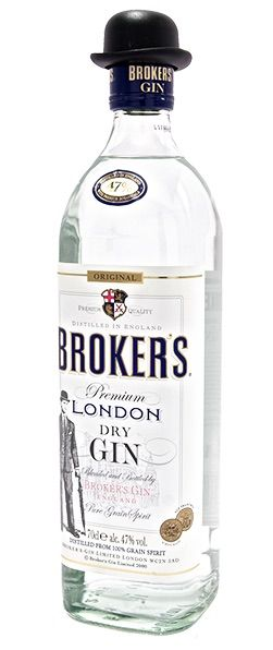 Brookers Gin