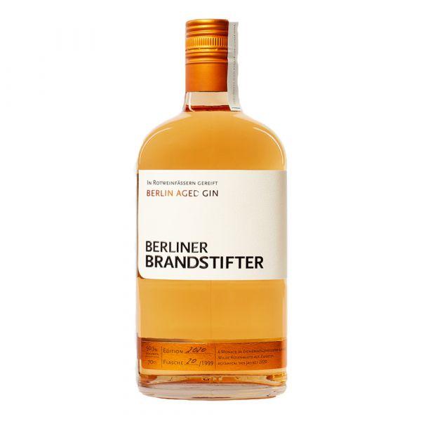 Berliner Brandstifter Aged Gin 2020