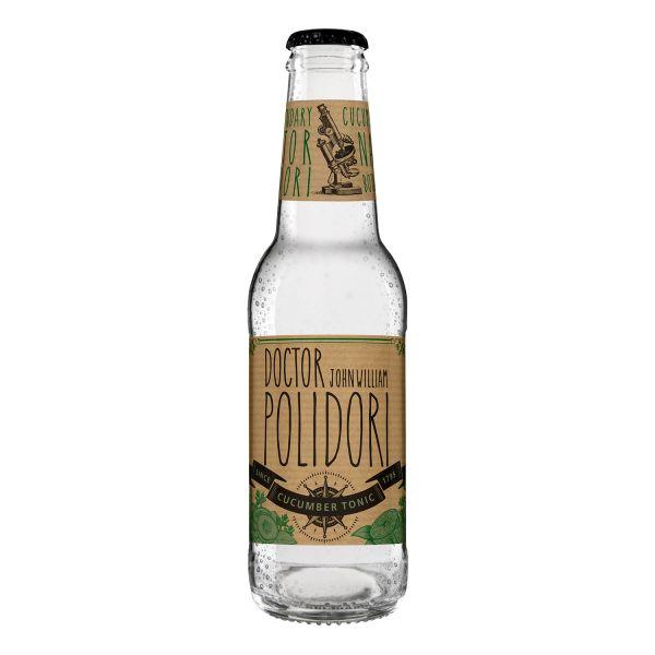 Doctor Polidori Cucumber Tonic Water