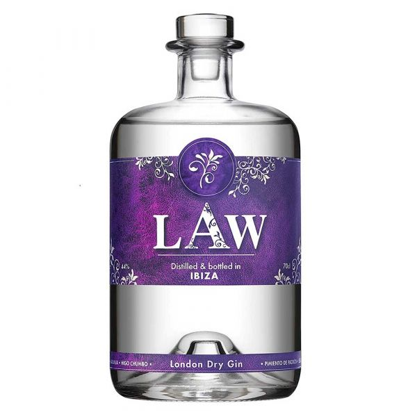 LAW- The Gin of Ibiza