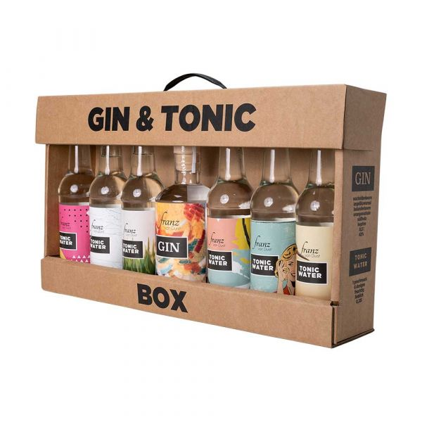 Franz von Durst Gin & Tonic Set
