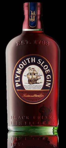Plymouth Sloe Gin Likör