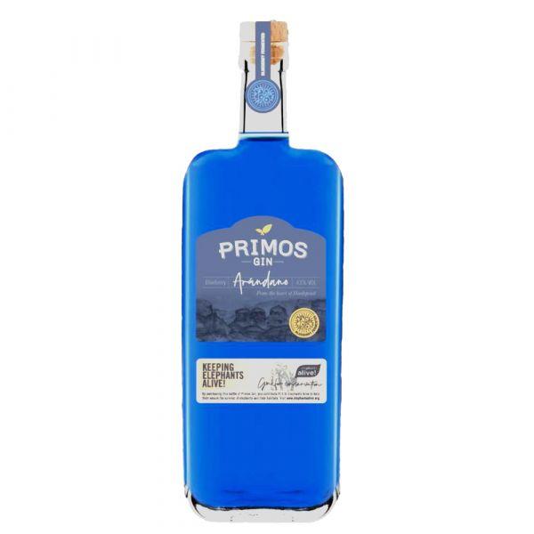 Primos Gin Arandano Blueberry