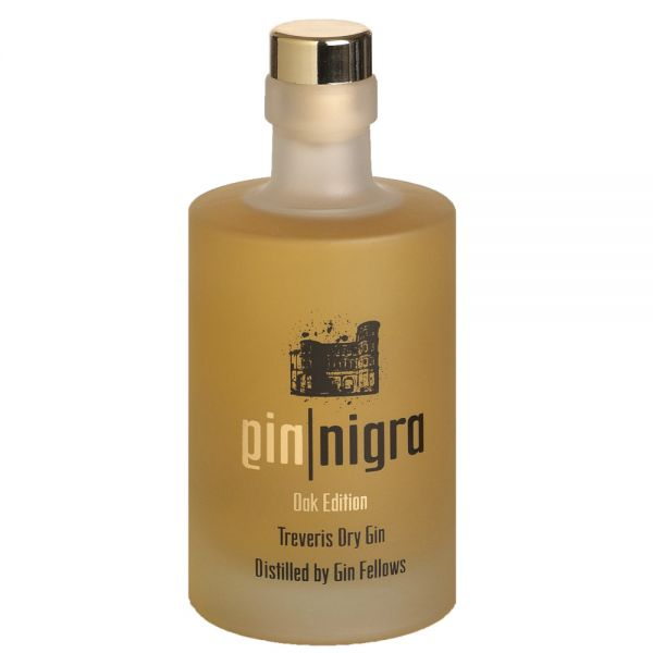gin nigra Treveris Dry Gin Oak Edition