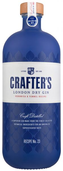 Crafter's Gin Recipe No. 23