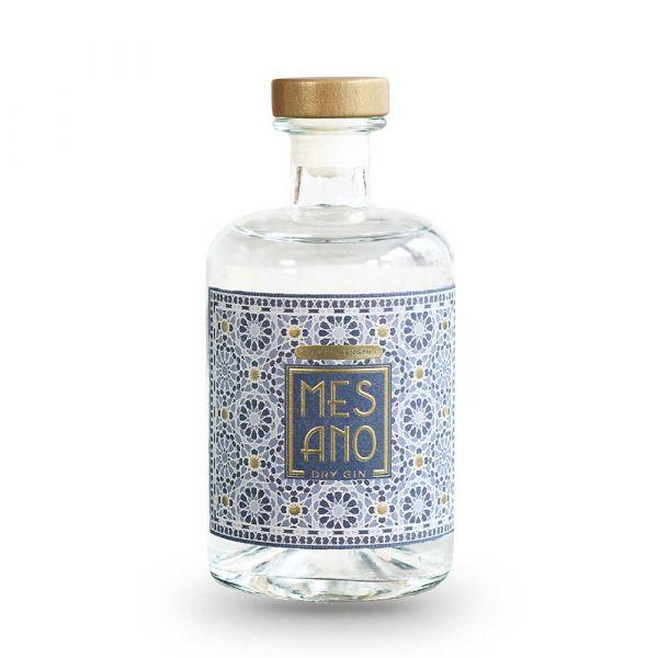 Mesano Dry Gin Navy Strength
