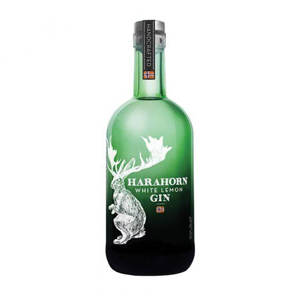 Harahorn Norwegian White Lemon Gin
