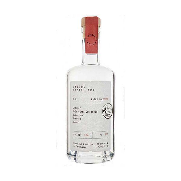 Radius Gin Batch 18