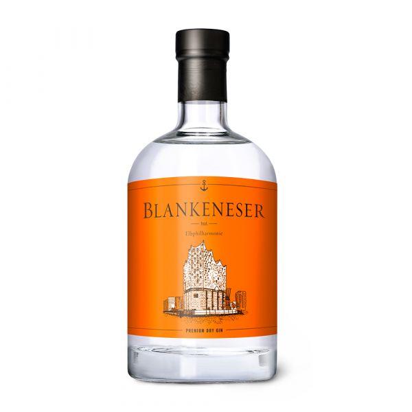 Blankeneser Premium Dry Gin Elphilharmonie