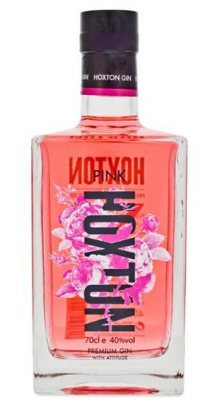 Hoxton Pink Gin
