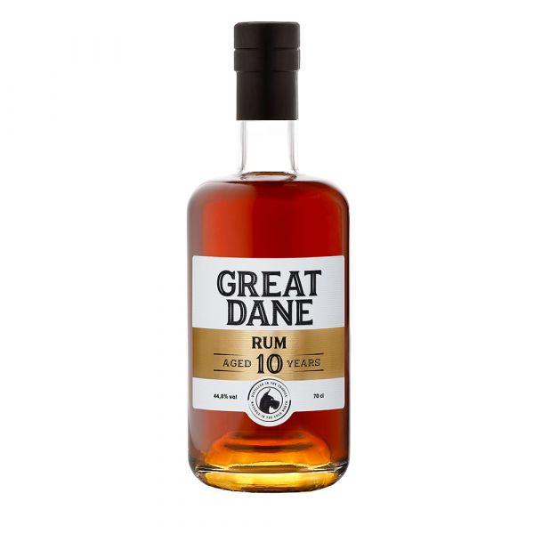 Great Dane Rum 10 Jahre