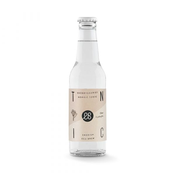 Ekobryggeriet EB Nordic Tonic Nelke