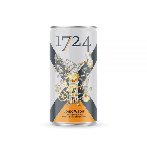 1724 Tonic Water Dose