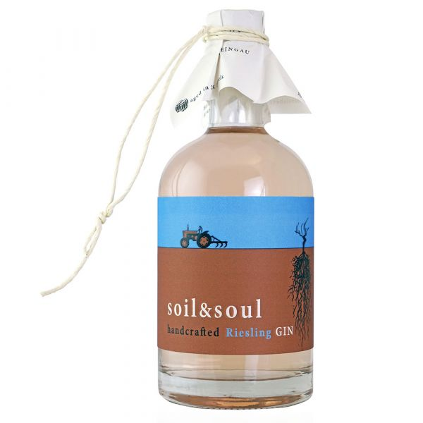 soil & soul Riesling Gin