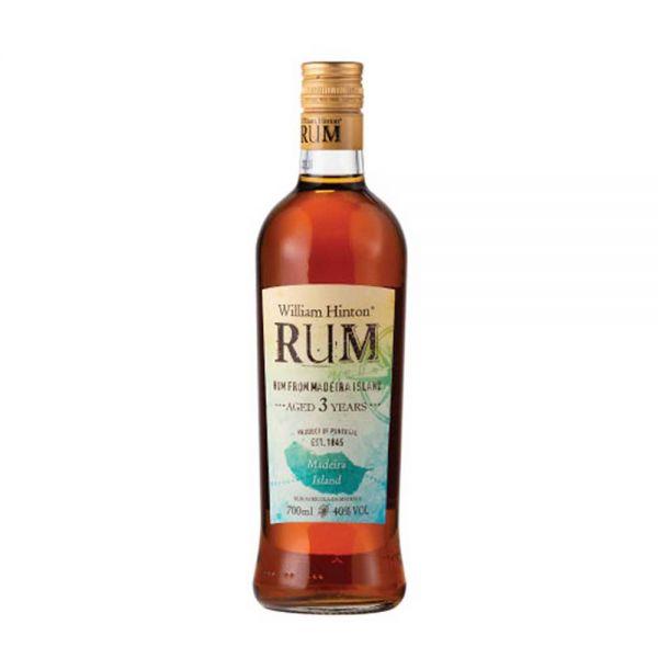 Rum William Hinton 3 Jahre