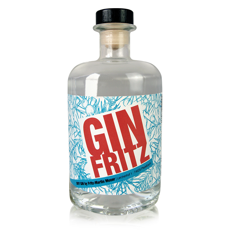 Gordons Sloe Gin >> Gin Fritz 43% | Wacholder Express