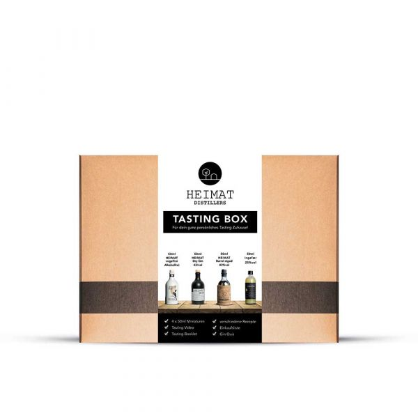 Heimat Distillers Tasting Box