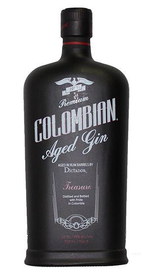 Colombian Aged Gin Treasure