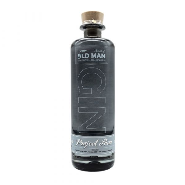 Old Man Project Four Gin