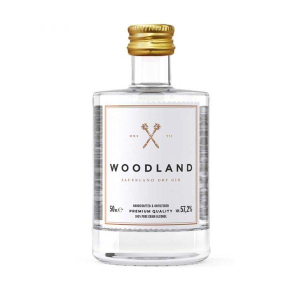 Woodland Sauerland Dry Gin 0,05l