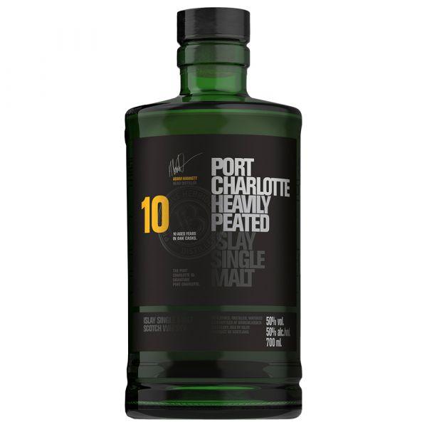 Port Charlotte Whiskey 10 Jahre