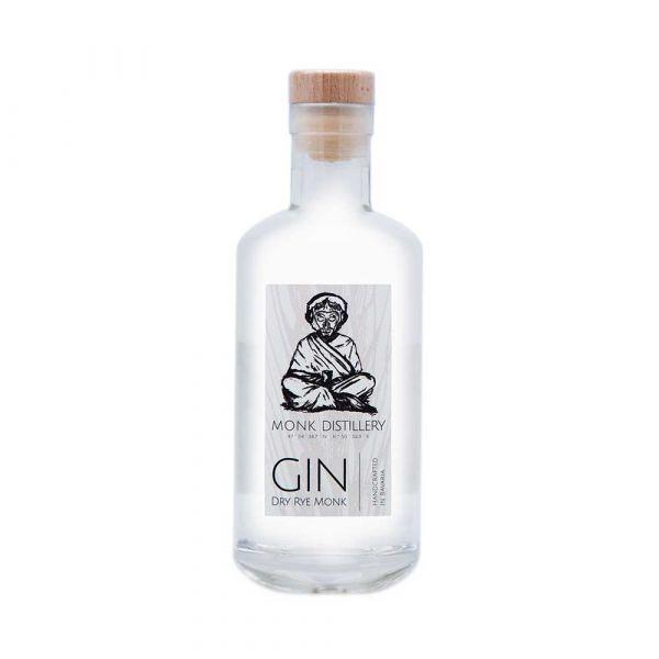 Monk Dry Rye Gin