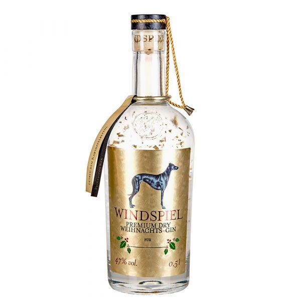 Windspiel Weihnachts Gin