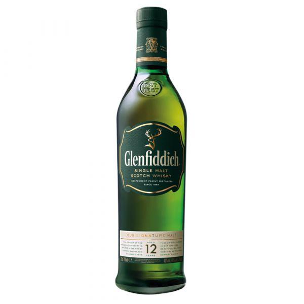 Glenfiddich Whisky 12 Jahre