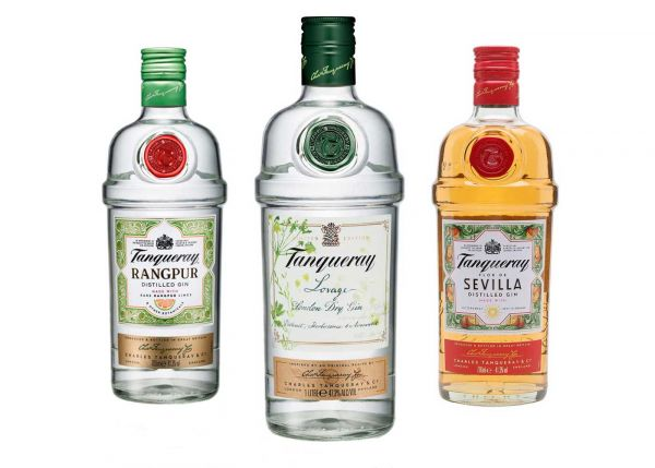Tanqueray Gin Sommer Set