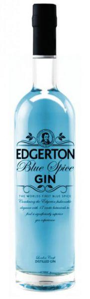 Edgerton Blue Spiced Gin