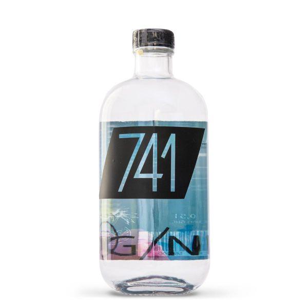 741 Dry Gin