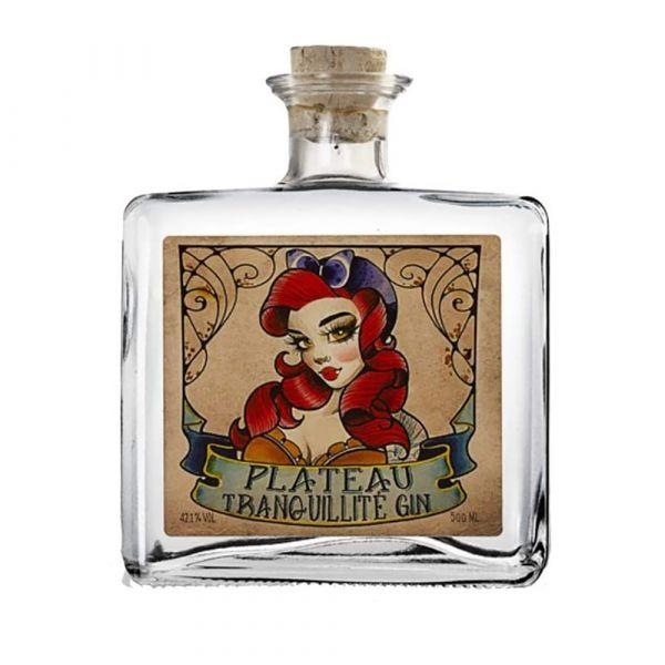 Plateau Tranquillite Gin