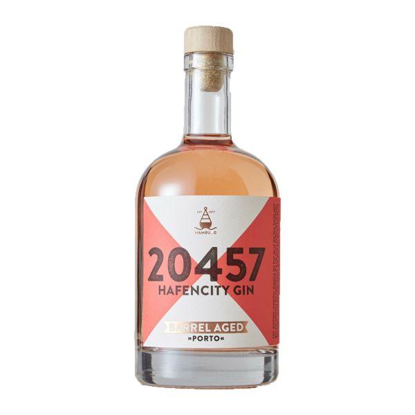 "20457 Hafencity Barrel Aged Gin "" Porto"""
