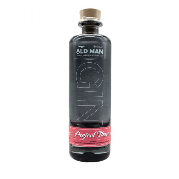 Old Man Project Three Gin