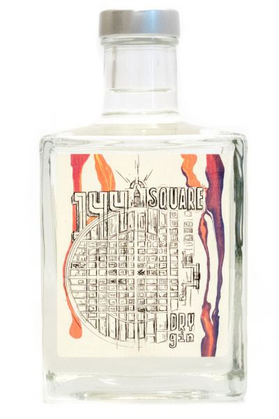 144 Square Mannheim Dry Gin
