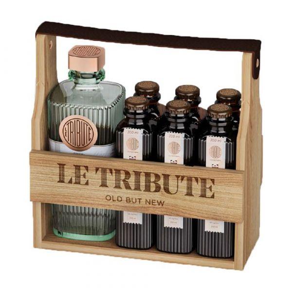 Le Tribute Gin & Tonic Geschenkbox