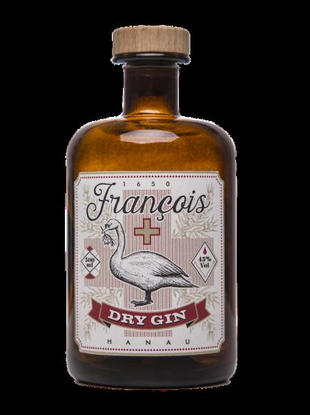 François Hanau Dry Gin