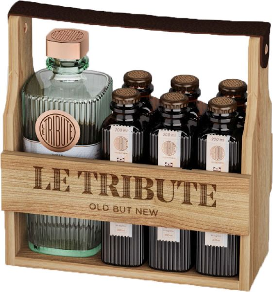 Le Tribute Gin & Tonic Geschenkbox