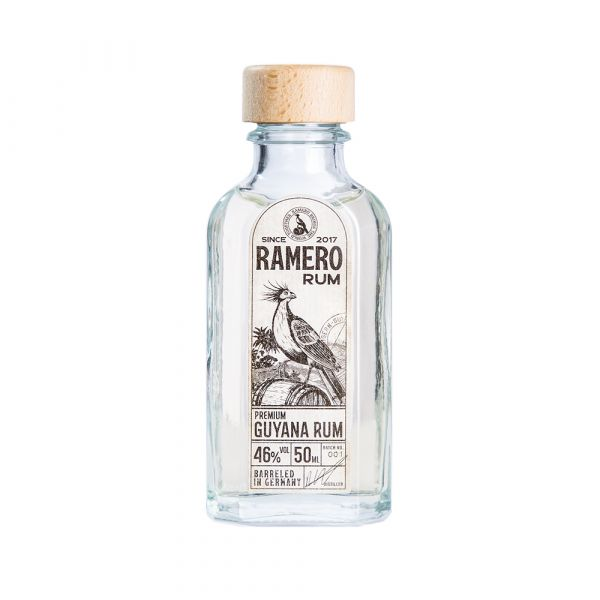 Ramero Rum Blanco 0,05l