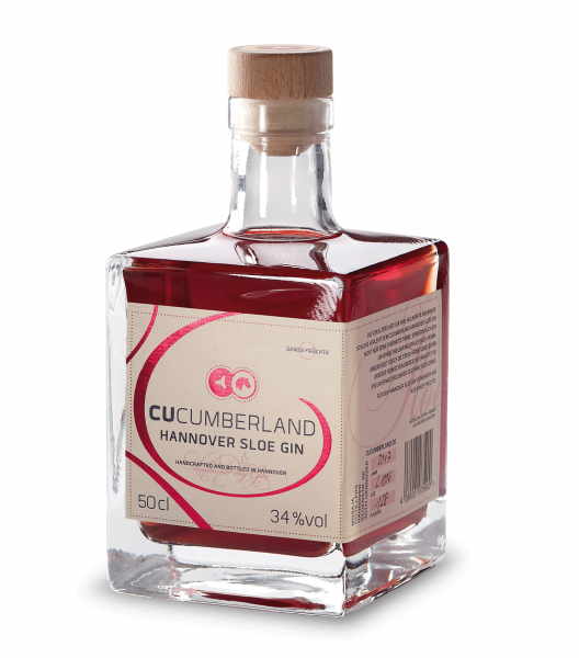 Cucumberland Hannover Sloe Ginlikör